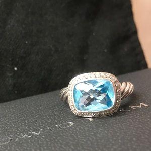 David Yurman Noblesse Ring Size 7